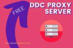 DDC Proxy Server Free