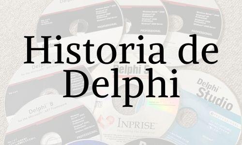 Historia de Delphi