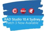 Patch 3 RAD Studio 10.4