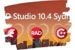RAD Studio 10.4 sidney GetIt