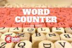 Word Counter SEO Tools